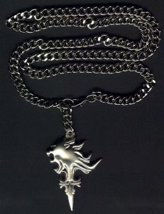 Final Fantasy VIII Squall's necklace Griever